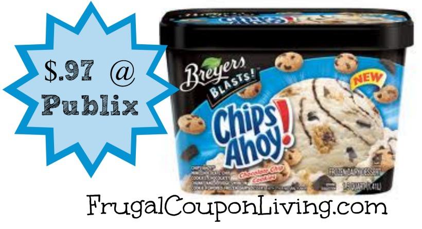 Breyer ice cream coupon 2018