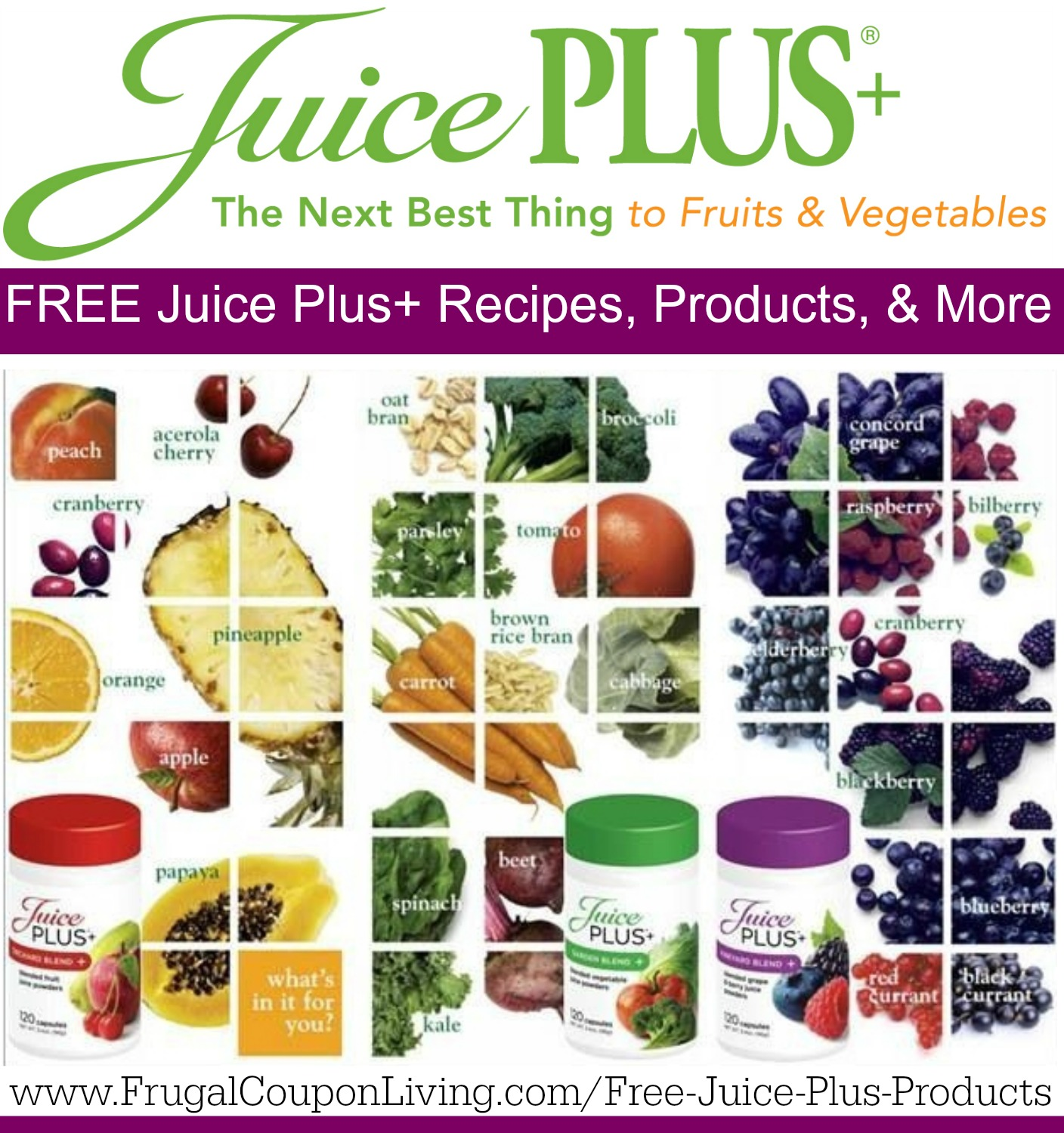 In other words, you can find almost all available offers of Juice Plus at one stop. Till now, we've served millions of customers and helped them save up to billions of dollars. Just enjoy shopping and leave the work of finding discounts, coupon codes, promo codes, promotions and deals to AnyCodes.