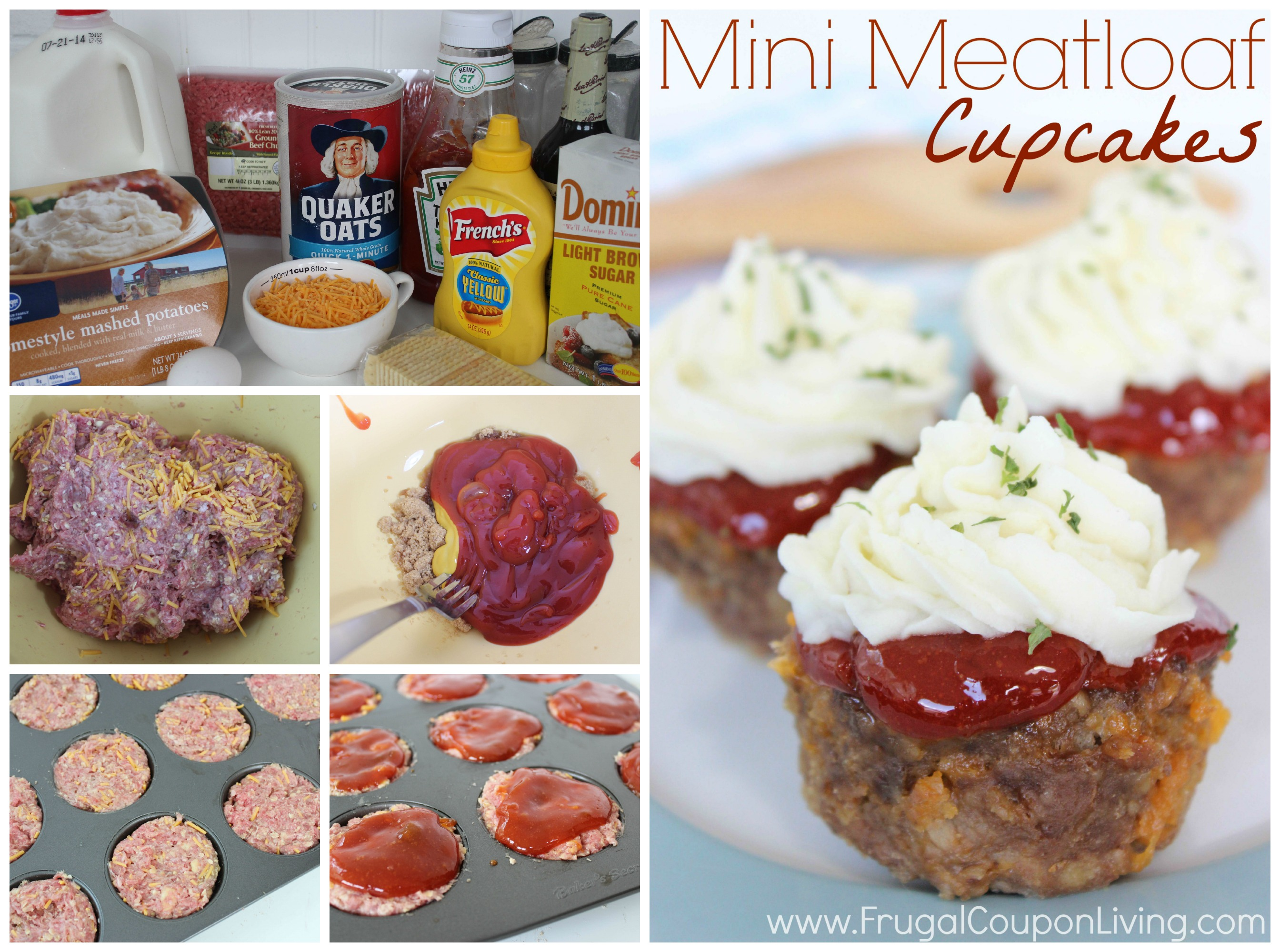 mini-meatloaf-cupcakes-Collage-frugal-coupon-living