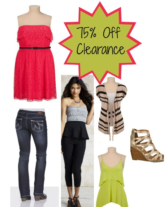 Maurices Final Clearance Sale