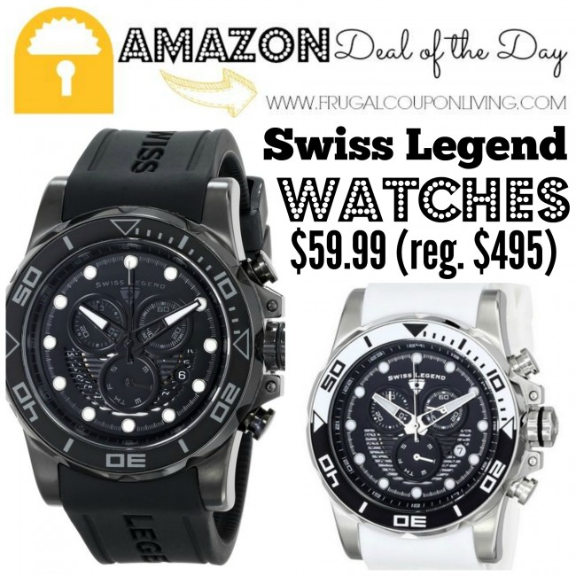 amazon deal of the day collage watches
