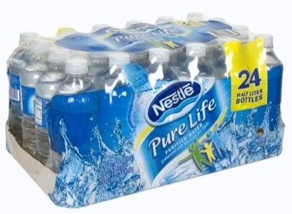 About Nestle Pure Life Water. Nestle Water's bottled water products have quickly become the choice for anyone seeking a refreshing beverage that is free of calories, caffeine and additives/5(11).