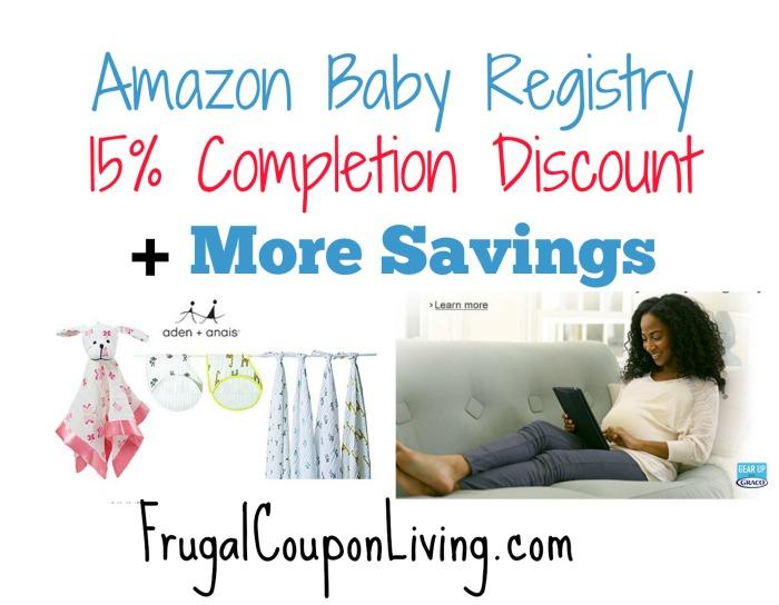 Amazon Baby List Of Savings + Amazon Baby Registry 15