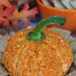 Fall-Pumpkin-Cheese-Ball-Frugal-Coupon-Living