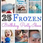 25 Fun Frozen Birthday Party Ideas 1