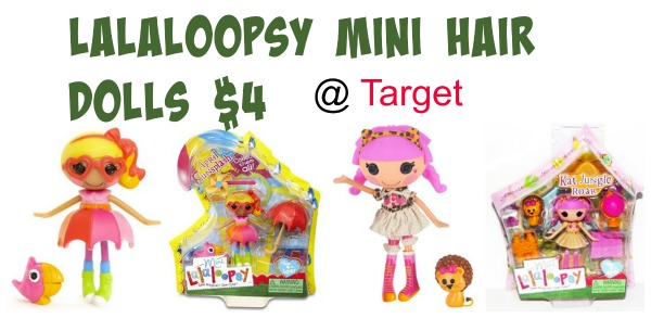 Lalaloopsy Doll Coupons