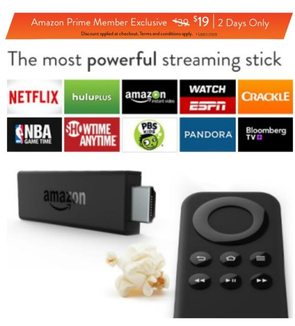 Amazon Prime Stick