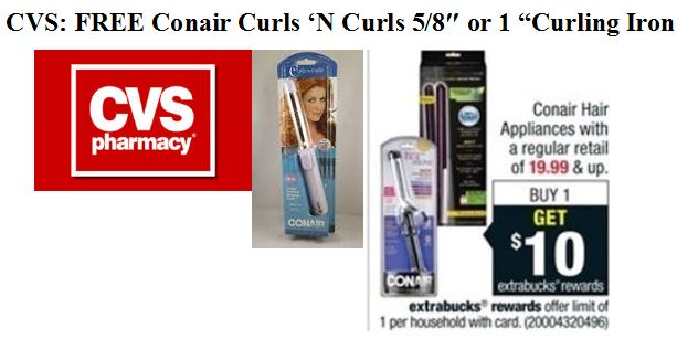 Conair Curls 'N Curls