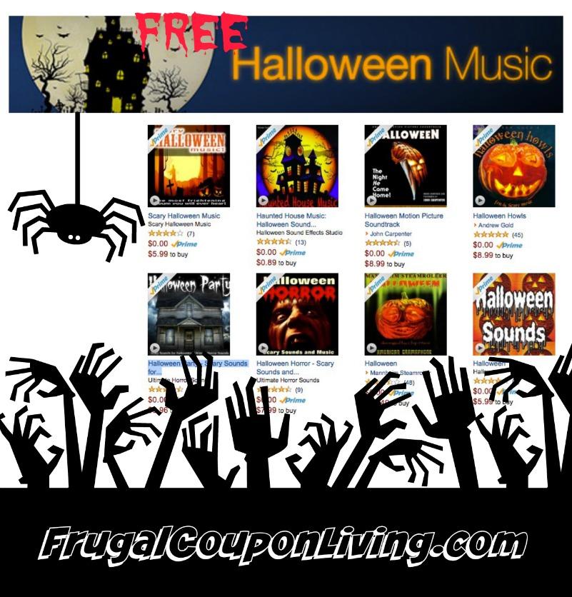 Free HALLOWEEN MP3