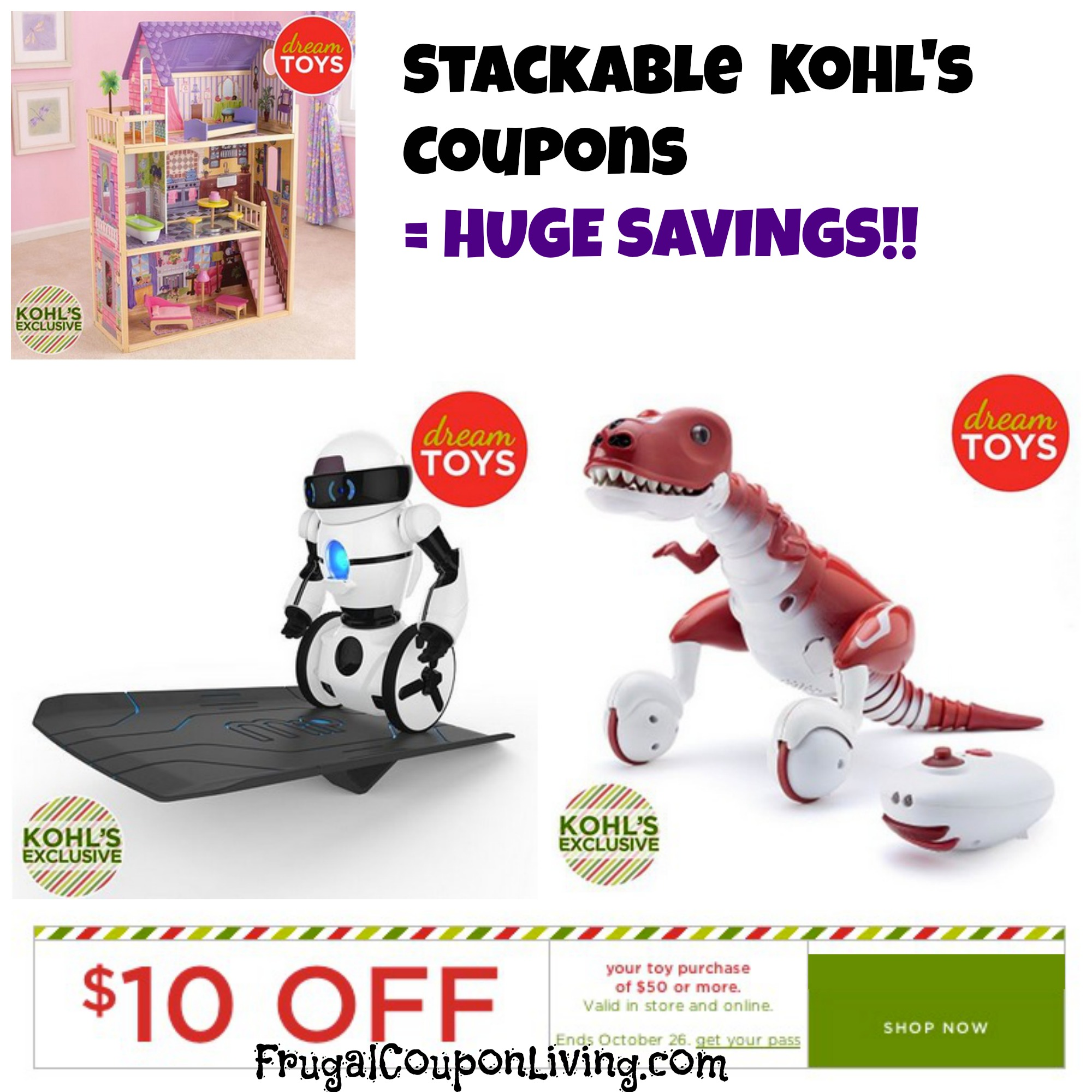 KidKraft Kayla Dollhouse on sale for $66 down from $129 + Stackable ...
