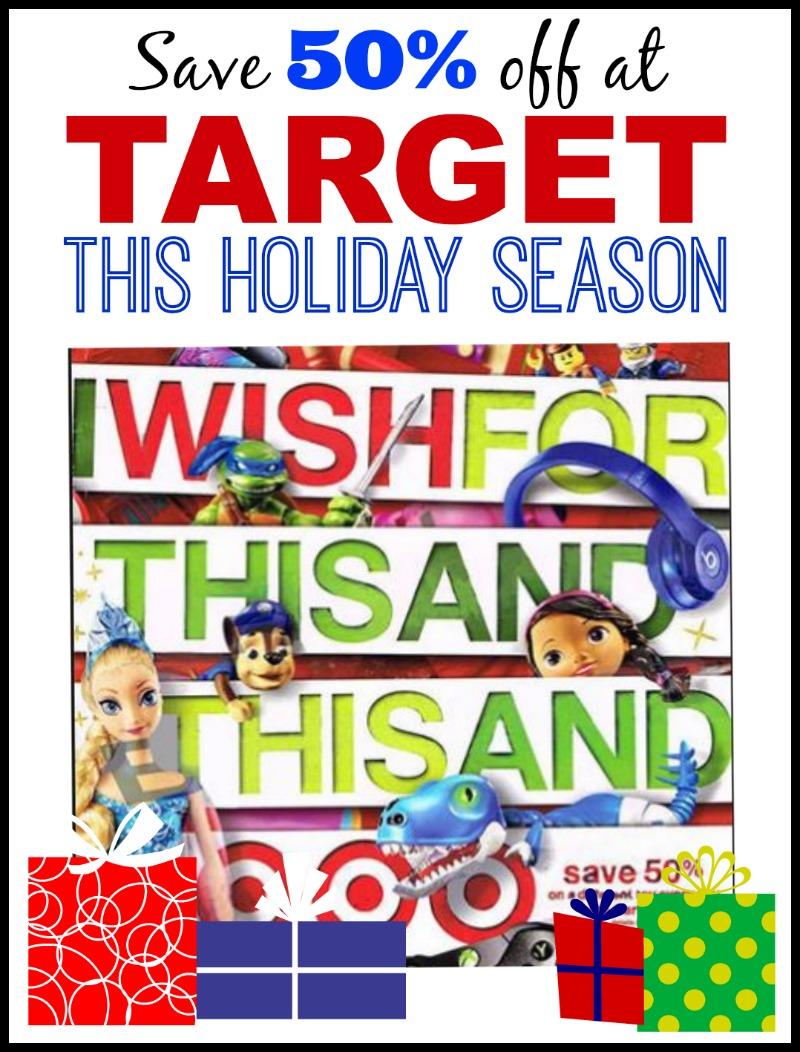 Holidays coupons