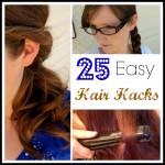 25 Easy Hairstyle Hacks