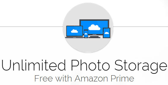 FREE Unlimited Photo Storage for Amazon Prime Members