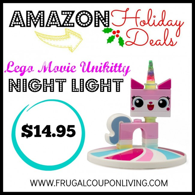 LEGO Movie Unikitty Night Light For 1495