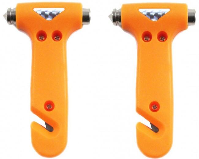 Seatbelt Cutter Window Breaker Escape Tool