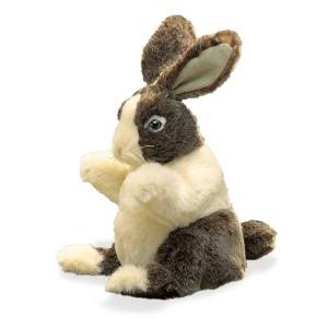 bunny-puppet