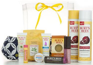 burt's bees holiday grab bag