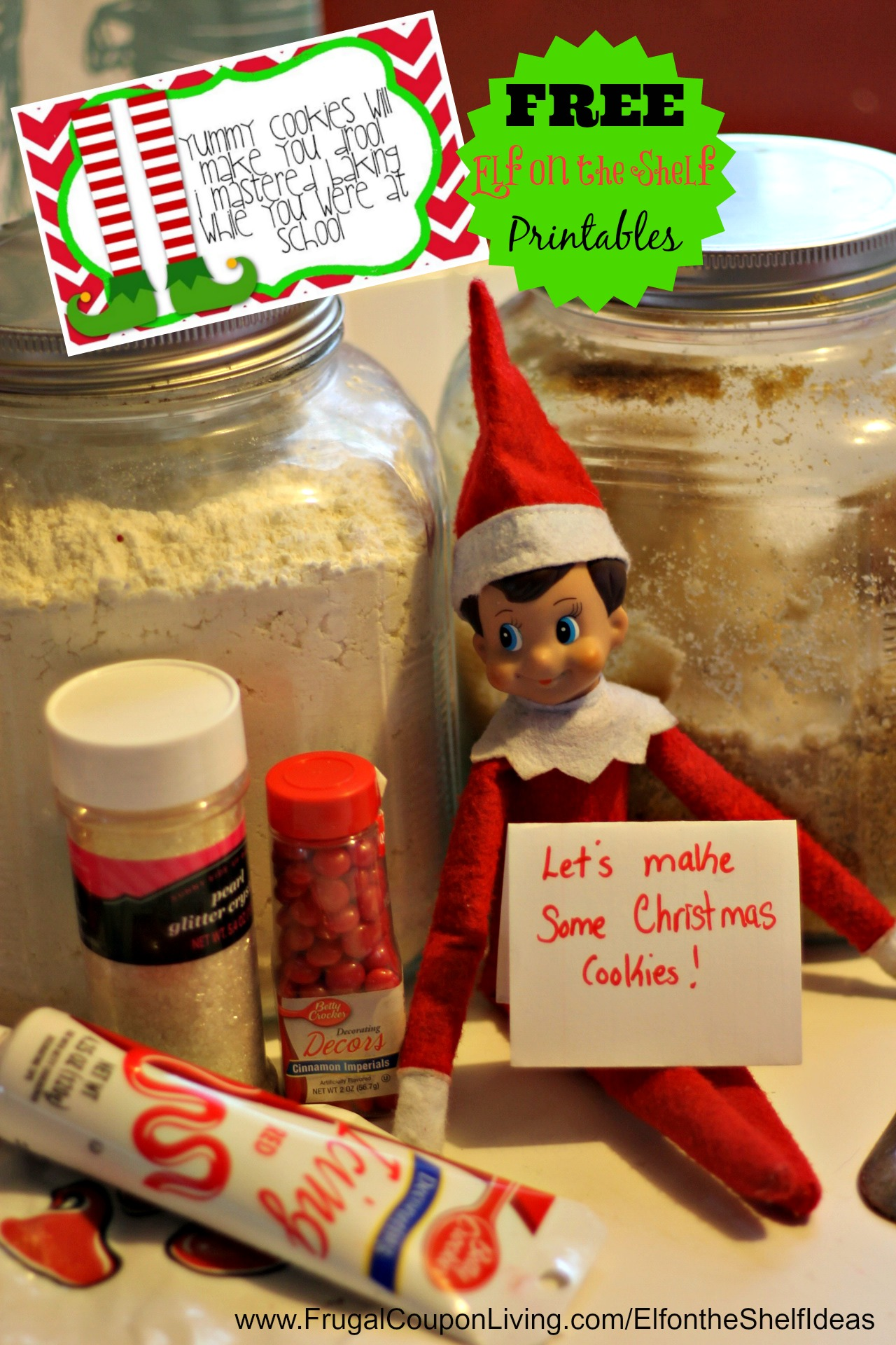 elf-on-the-shelf-ideas-cookies-frugal-coupon-living