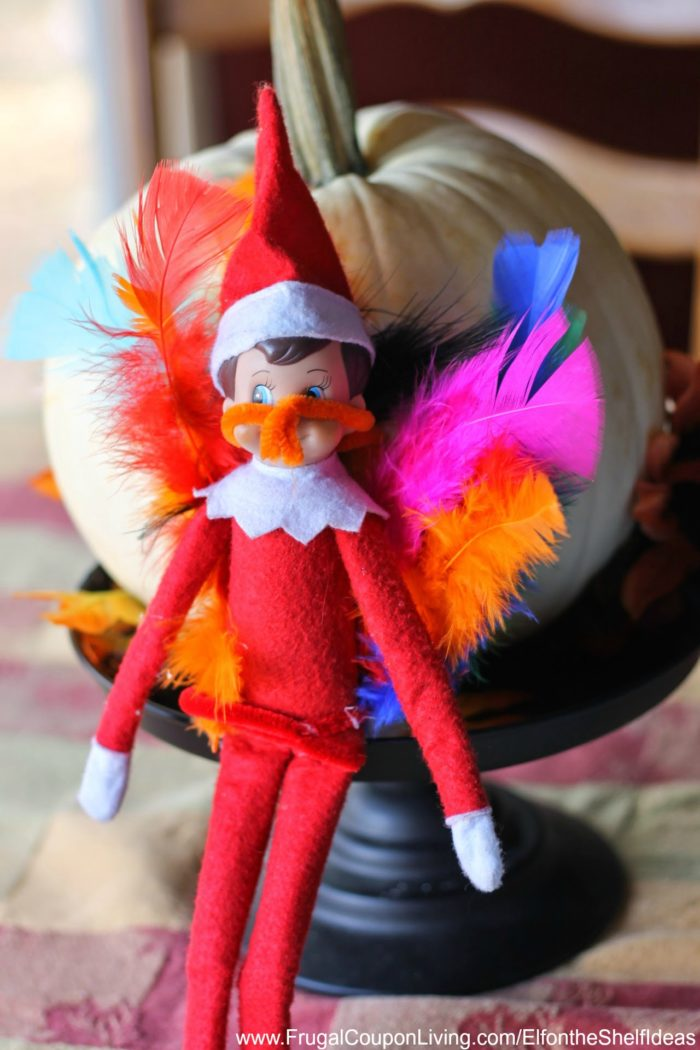elf-on-the-shelf-ideas-frugal-coupon-living-thanksgiving-turkey-elf