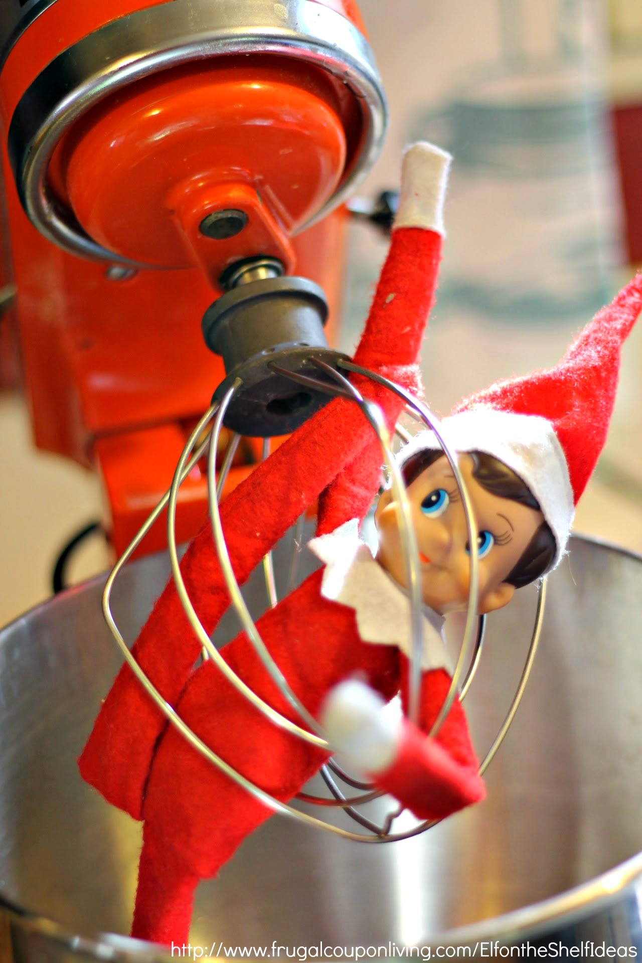 how to make your elf on the shelf come early