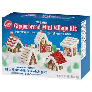 gingerbread-mini-village