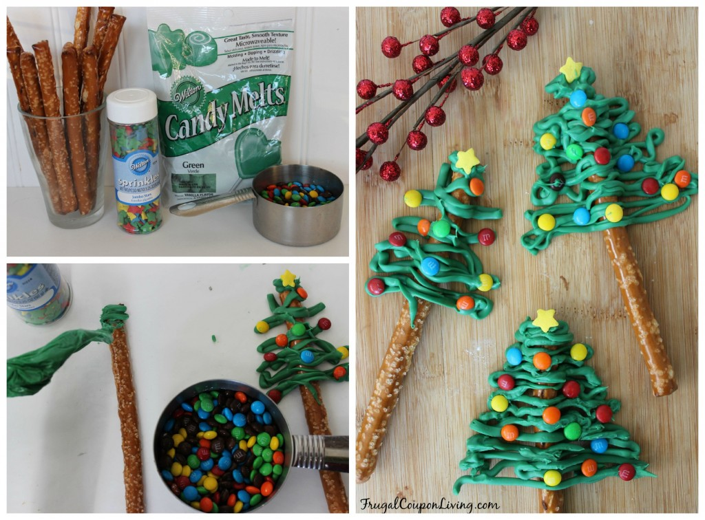 pretzel-christmas-tree-frugal-coupon-living-collage