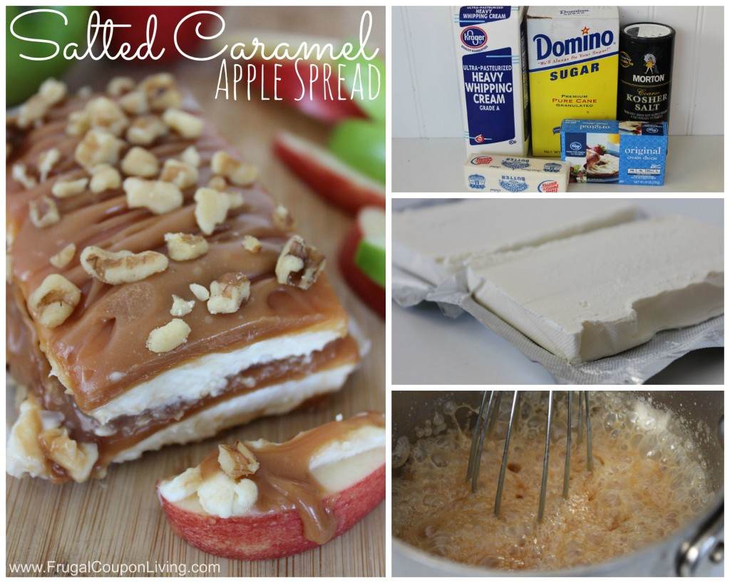salted-caramel-apple-spread-frugal-coupon-living-collage