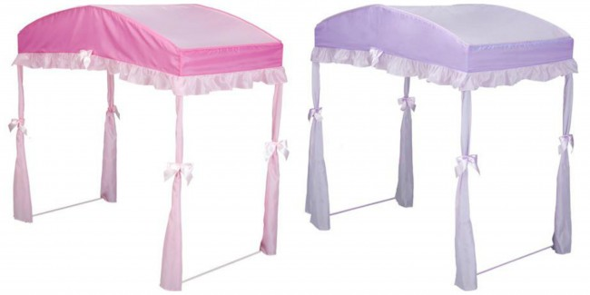 sc 1 st  Frugal Coupon Living & Delta Toddler Bed Canopy for $22.90