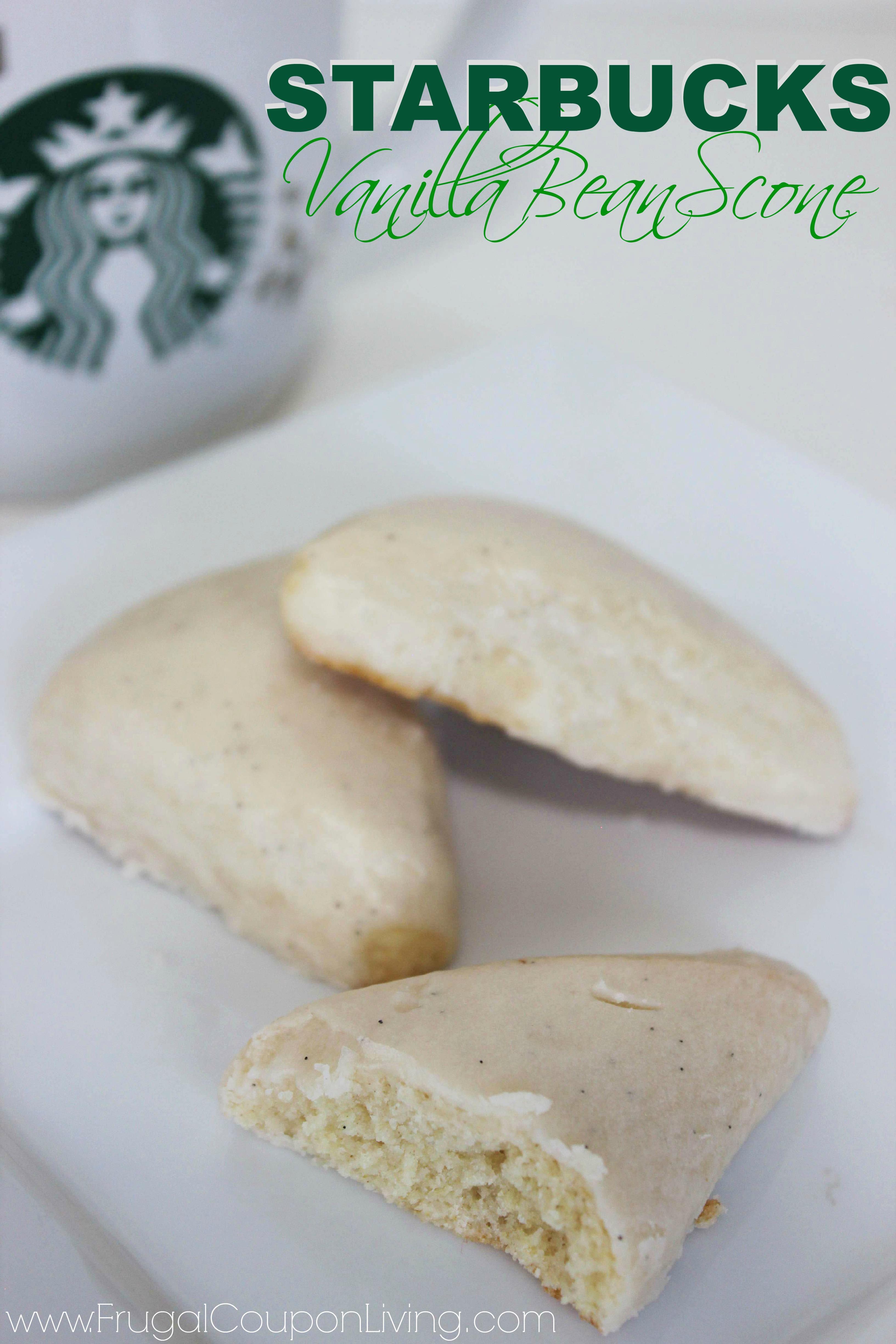 Starbucks-vanilla-bean-scone-frugal-coupon-living