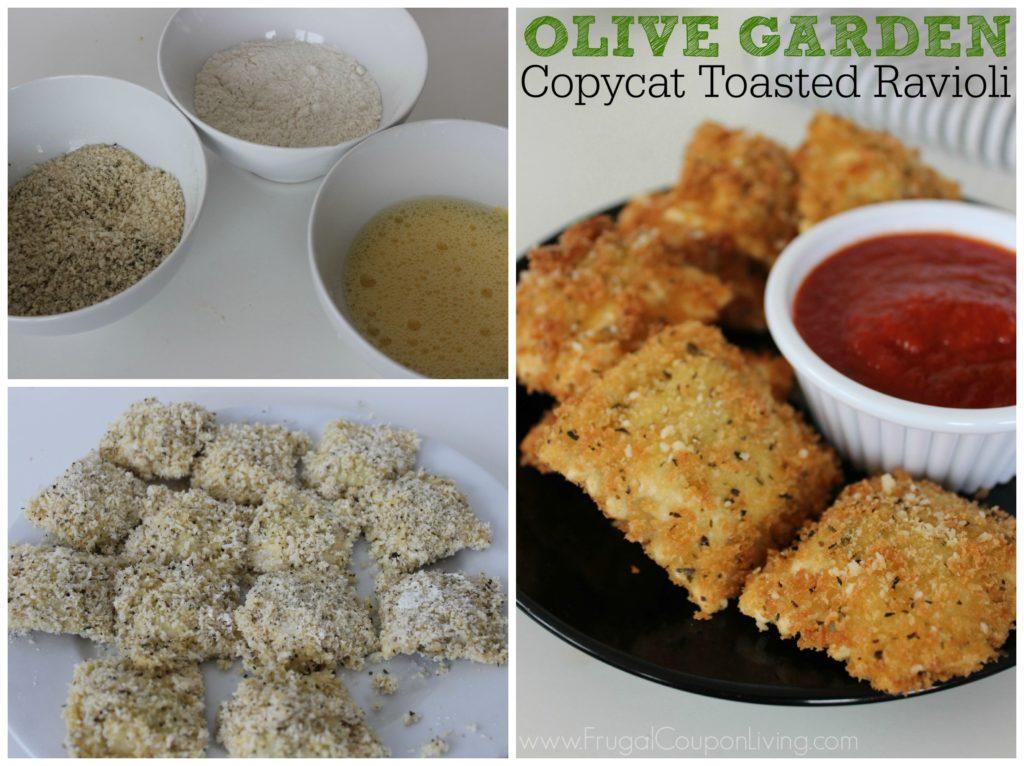 copycat-olive-garden-toasted-ravioli-frugal-coupon-living-collage