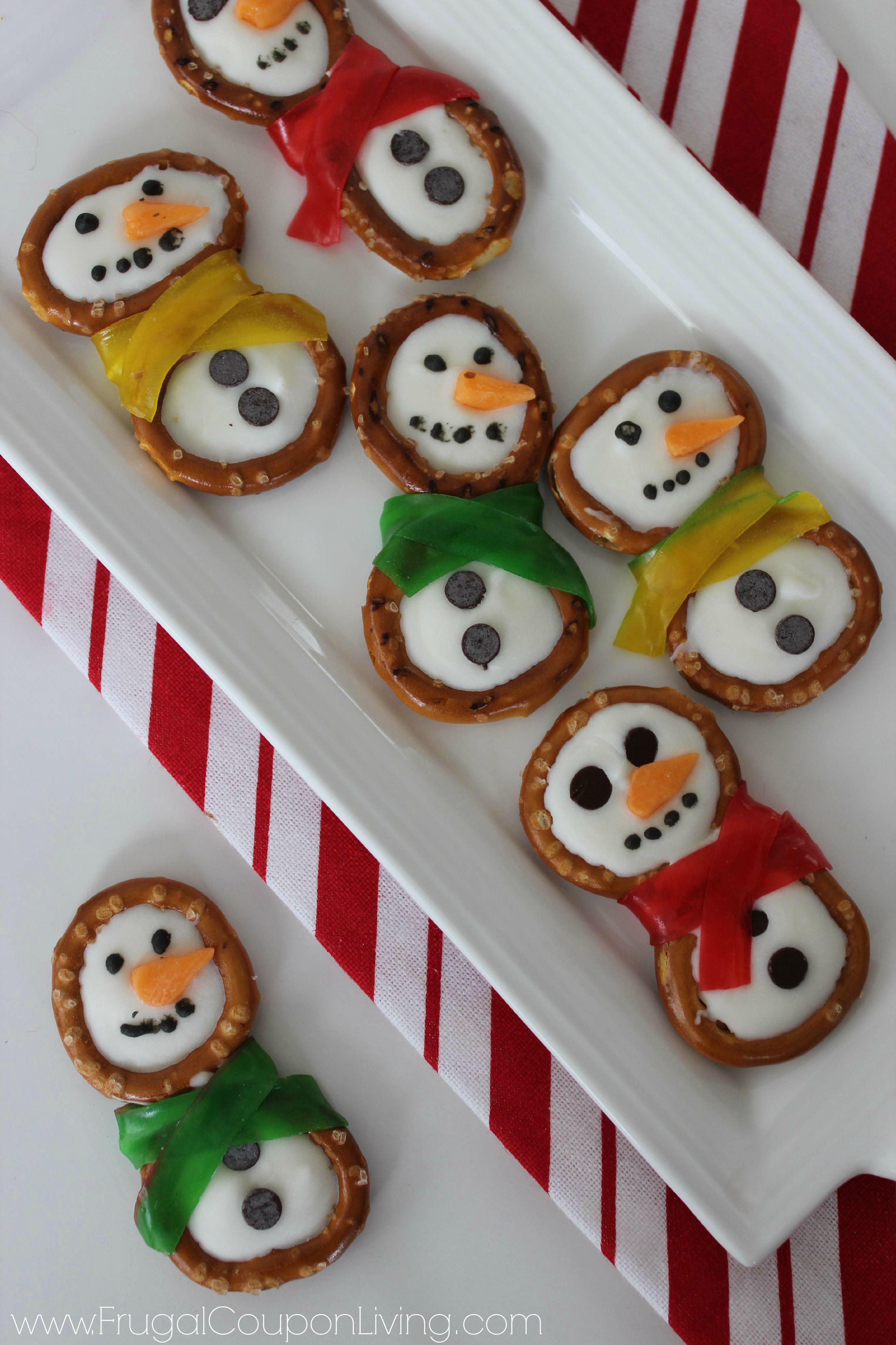 pretzel-snowmen-frugal-coupon-living