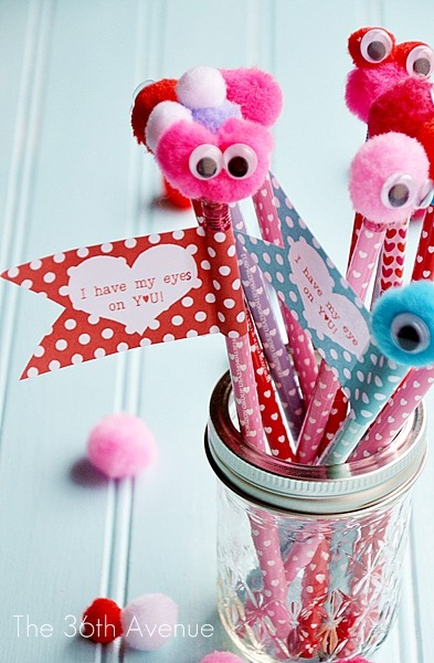 Valentine Crafts For Toddlers Printable