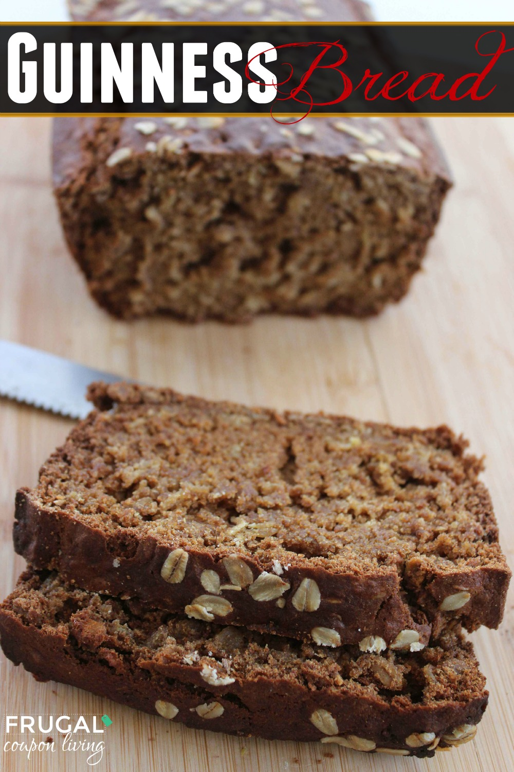 Guinness Bread Recipe — Dishmaps