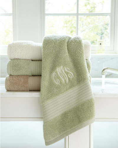 Ralph Lauren Monogrammed Towels From $3.50 + FREE SHIPPING