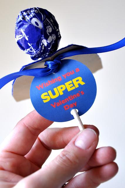 super-hero-lollipops