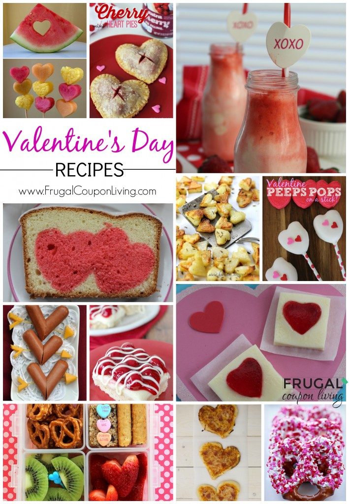 valentine 39 s day food ideas for kids and adults. Black Bedroom Furniture Sets. Home Design Ideas