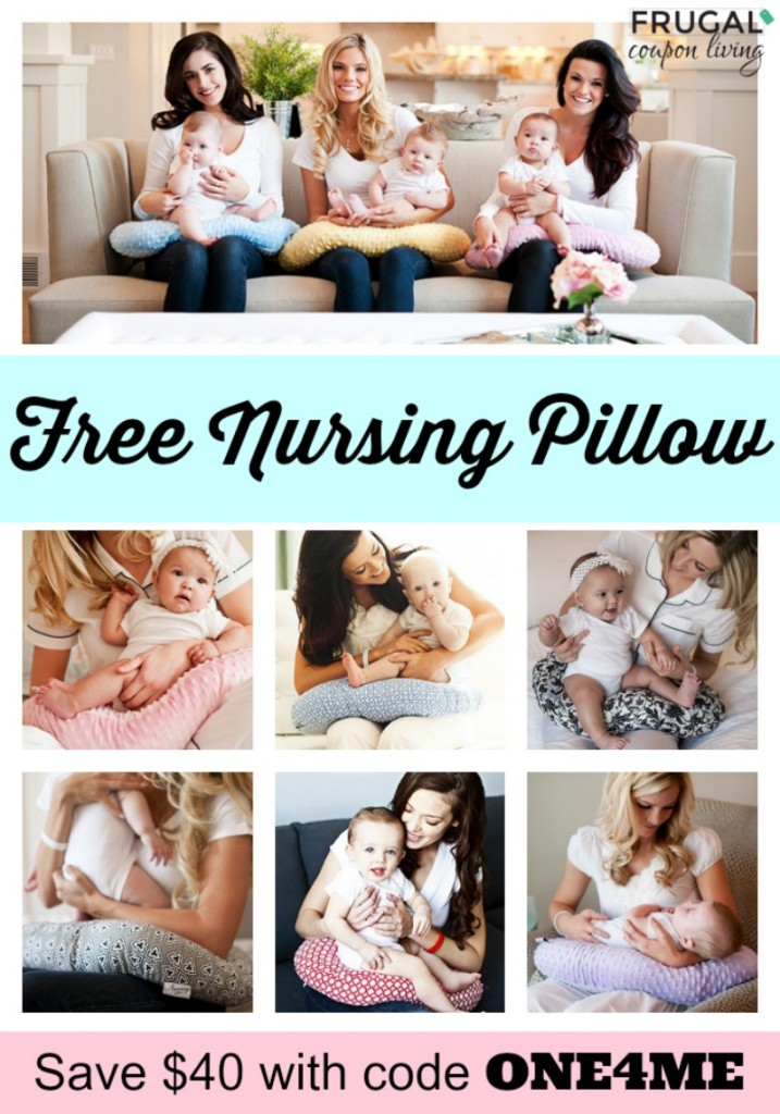 Right now you can get a Free Nursing Pillow (a $ Value) at softmyconro.ga, use Promotion Code AThriftyMom1 there are 9 patterns to pick from. This offer just came out so hurry and grab yours before styles and selections sell out.