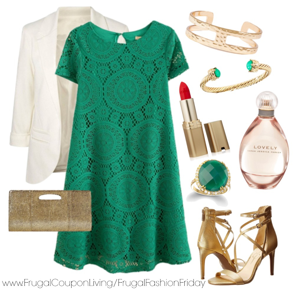 St. Patrick's Day Green for Dresses