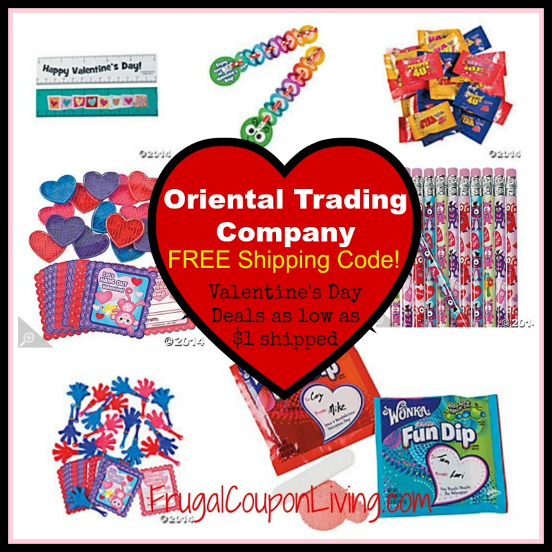 Coupon code for oriental trading