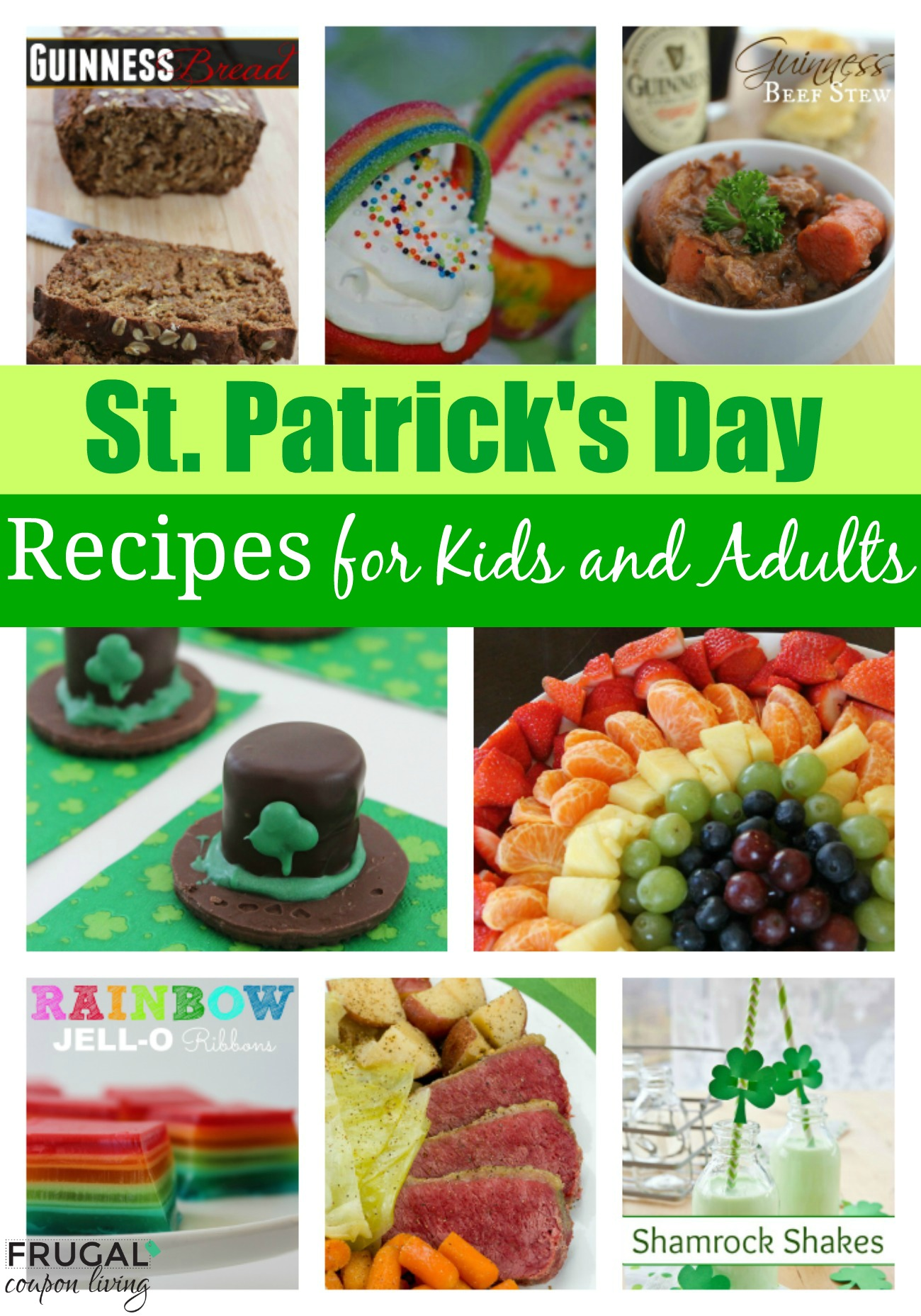 St Patrick S Day Food Ideas For Kids And Adults