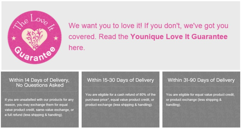 younique-love-it-guarantee
