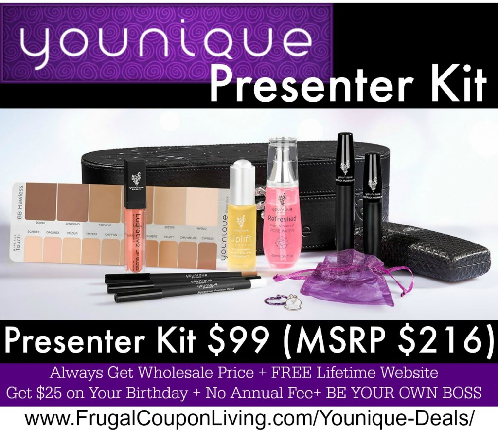 join younique new presenter kit 99 from 219