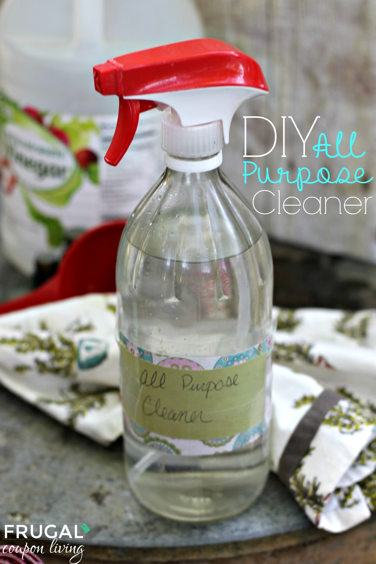 All Purpose Cleaner Diy Clean Ingredients In Your Home