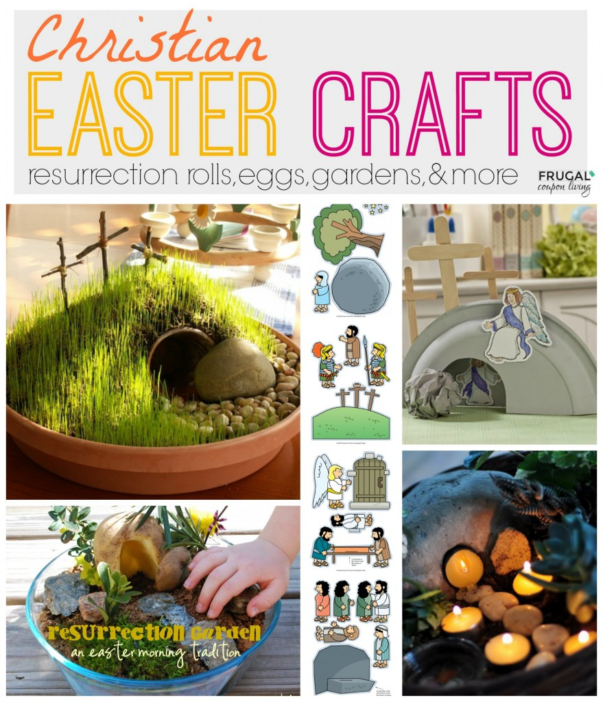 Easter Garden Craft Ideas Part - 22: Christian-Easter-Crafts-Resurrection-Gardens