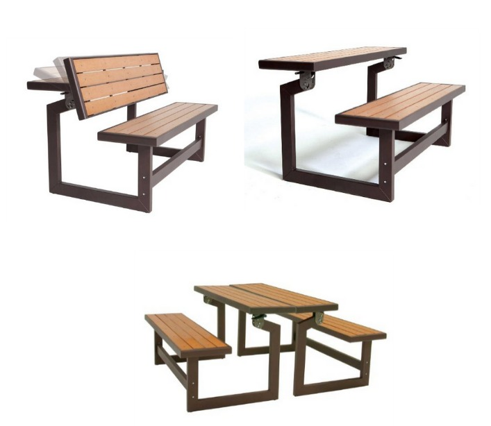 Superieur Convertble Bench