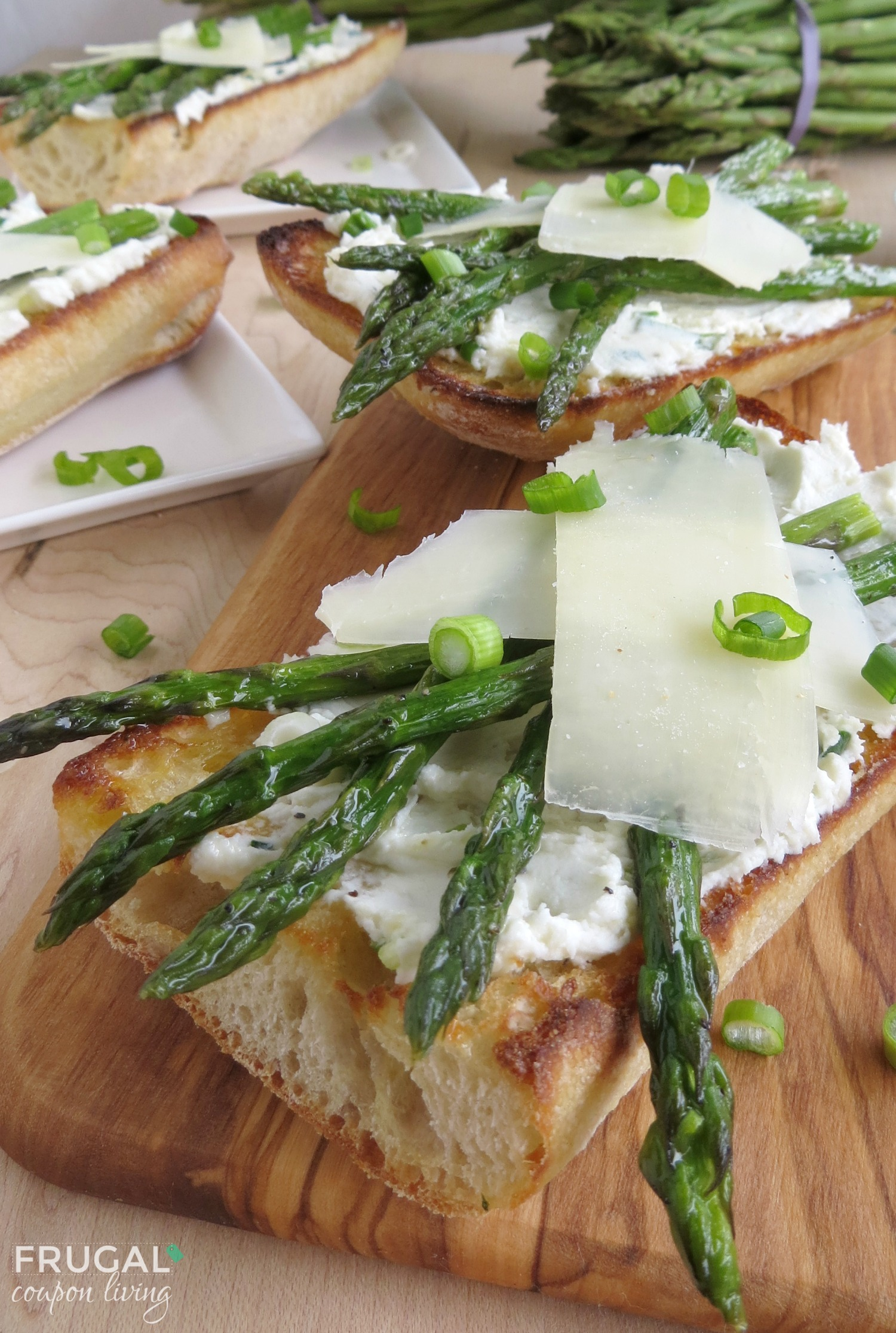 Roasted-Asparagus-Bruschetta-2-frugal-coupon-living