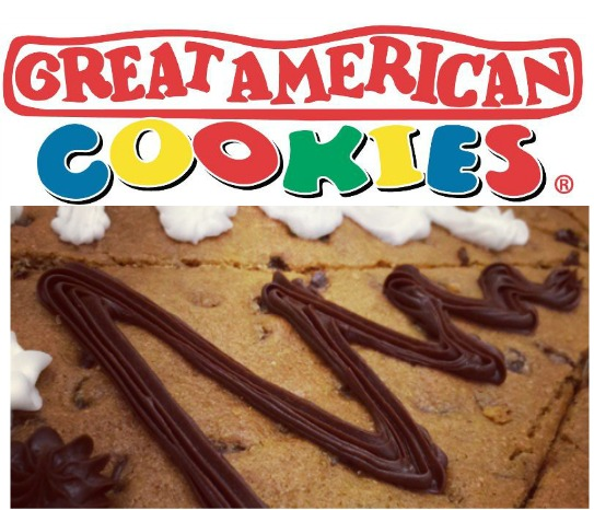 Diy Great American Cookie Cake