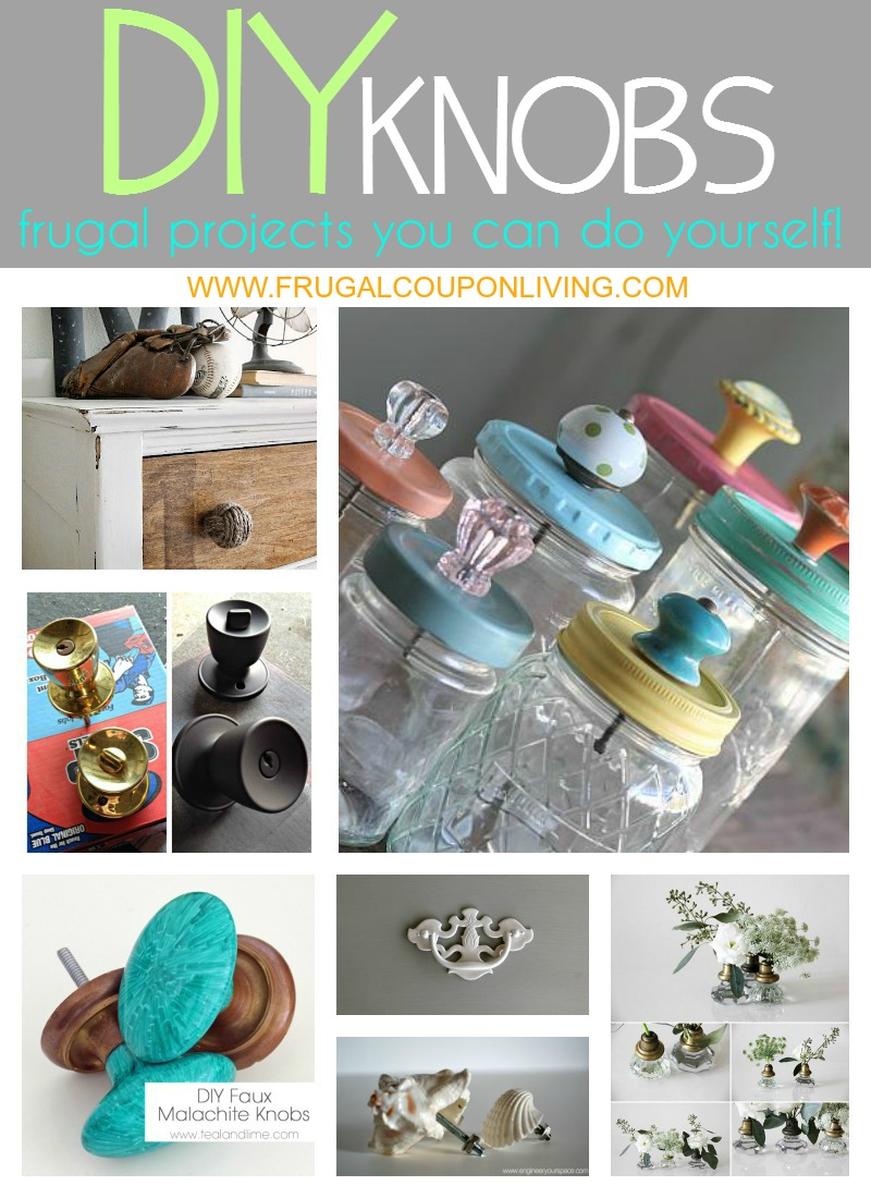 DIY Hardware  Knobs, Rods, Hinges and More