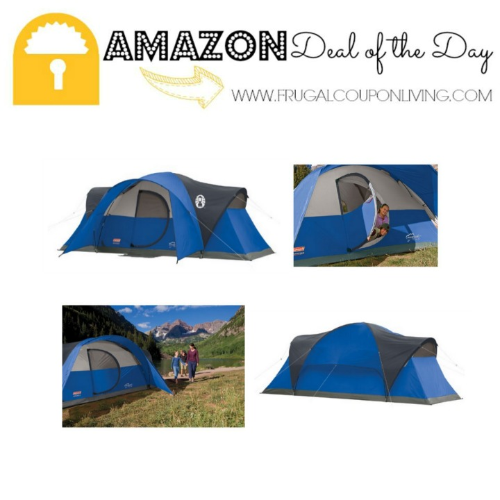 ADoDtent  sc 1 st  Frugal Coupon Living & Coleman Montana 8-Person Tent $97.99!