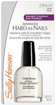 Free Sally Hansen Hard As Nails Nail Hardeners at CVS!